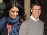 Happily ever after: Rock of Ages director says Tom Cruise and Katie Holmes are both 'incredibly happy' since their divorce
