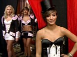 'I may as well be wearing a bikini': Frankie Sandford complains about skimpy Halloween outfit in sneak peek of Chasing The Saturdays episode
