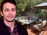 'Neighbour from hell' James Franco 'running busy production company at Los Angeles home' to dismay of fellow residents