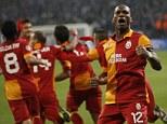 Progress: Didier Drogba