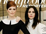 Number one: Leslie Fremar (right) has knocked off Rachel Zoe and Kate Young to take the position as Hollywood's most powerful stylist, thanks to clients like Julianne Moore (left)