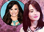 Ready to make the cut again? Demi Lovato reveals shorter hairstyle... as Simon Cowell says he is keen for singer to return to X Factor USA