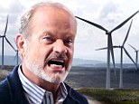 Kelsey Grammer reveals he has lost hundreds of thousands of dollars investing in windmills