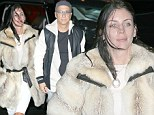 So it's on then! Liberty Ross 'confirms romance with music producer Jimmy Iovine as they stroll into Broadway show hand-in-hand'