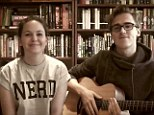 Breakfast buddies: Tom and Gi claim they sing this song to each other every morning