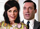 'More great costumes and more big hair': Jessica Paré and Jon Hamm talk Mad Men season six... and hint 'upheaval' is in store