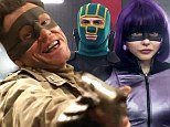 'We're building a new army': Kick-Ass and Hit-Girl are back with a vengeance... and joined by Jim Carrey in first trailer for sequel