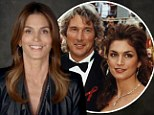 'Your twenties is when you're starting to come into your own': Cindy Crawford, 47, blames split from first husband Richard Gere, 63, on 17-year age gap