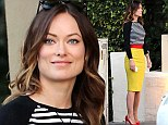 Beware the Beliebers: Olivia Wilde fears 'someone's going to throw acid in my face' as Justin Bieber Twitter feud rumbles on