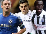 Europa League draw: Chelsea, Tottenham and Newcastle feature