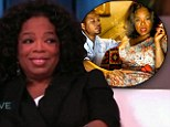'He misbehaved with my breastses': Oprah responds to co-star Terrence Howard's comments on her 'tig ol' bitties'