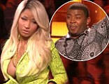 Nicki Minaj proved she's the volatile one as she threatened to walk off stage on live TV on Thursday.