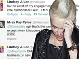 'My wedding isn't off': Miley Cyrus denies breakup claims by hinting her engagement ring is getting repaired