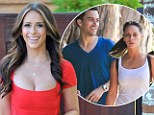 The 34-year-old actress is currently dating her Client List co-star Brian Hallisay