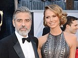 Is it all over? George Clooney has reportedly split from girlfriend Stacy Keibler after a 20-month relationship