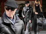 No disguising this Starman! David Bowie tries to keep a low profile in New York as his new album The Next Day hits the top spot