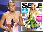 'I feel a sisterhood emerging around me': Gwyneth Paltrow claims people finally like her... after being wary due to her Oscar success at 26