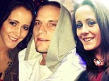 Reunited: Jenelle Evans and Courtland Rogers appear to have patched things up