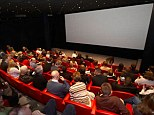 Expensive: Tiered pricing plans at the cinema are pricing families out of going