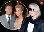 It's over! Julianne Hough and Ryan Seacrest 'call time on their three-year relationship'