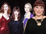 Wilson Phillips star Carnie Wilson reveals she's suffering from Bell's Palsy