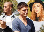 EXCLUSIVE: 'Lindsay Lohan will be coming for a house party': Tom Parker reveals The Wanted's plans for new LA home... and why he wants a 'shag pad' for Max George