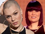 'It's the weirdest feeling': Jessie J shows off a bald head after having her head shaved for Comic Relief... and she totally pulls the look off