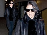 Her new life starts here! A beaming Liberty Ross arrives at LAX ready to take Hollywood as a single woman
