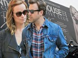 Pictured: The New York strip club where Olivia Wilde took fiancé Jason Sudeikis to celebrate their engagement