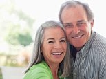 Happily married: Couples are among the winners in the pension shake-up