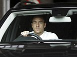 Bored: Chelsea captain John Terry phoned up a mate to babysit his Bentley to avoid sitting in traffic