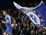 Rest: But Chelsea's John Terry is fully committed