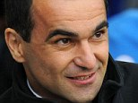 Blues target: Wigan Athletic manager Roberto Martinez