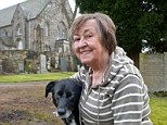 Comforted by plans: Margaret McIntyre, 69, paid £2,700 two years ago and chose the hymns and where she should be buried in the churchyard