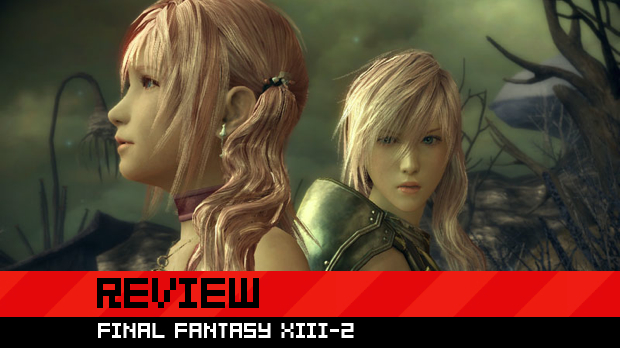 Review: Final Fantasy XIII-2 photo