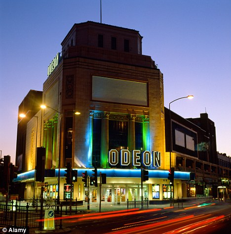 'Club class': Odean Cinema says it has always offered a range of seating price-plans