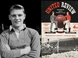 Programme from cancelled Man Utd match