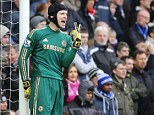 Transfer sensation: Arsenal hope to sign Petr Cech at the end of the season