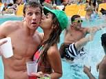 'I want to find that perfect someone': Olympic swimmer Ryan Lochte makes a splash with the ladies as he films reality show