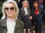 Bouncing back! Julianne Hough continues to move on from Ryan Seacrest split with the help of bestfriend Nina Dobrev as they enjoy Lakers game