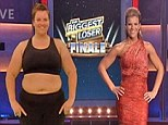 Danni Allen is crowned The Biggest Loser after dropping 121lbs... as she beats runner-up by just ONE POUND