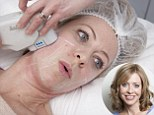 The world's most AGONISING facial: It uses painful ultrasound to plump up your skin from the inside. But did our (very brave) guinea pig think the pain worth the gain?