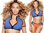 'I'm not naturally thin': Beyonce reveals her weight loss secrets after shedding 57lbs of baby weight
