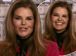 Youthful-looking Maria Shriver returns to NBC for Today show pope coverage nearly 10 years after she left the network