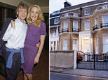 Jerry Hall wants former husband Mick Jagger to sign over Downe House in Richmond, south west London, to her so that she can sell it or leave it to one of her children