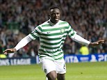 Targeted: Victor Wanyama has caught the eye of Liverpool boss Brendan Rodgers