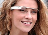 Look into the future: But are Google's glasses a sinister invsion of privacy?