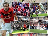 Natural finisher: In his prime, Owen was prolific for club and country