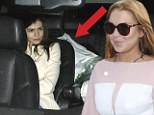 That didn't take long! Just hours after striking rehab deal... Lindsay Lohan tries to sneak into nightclub