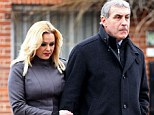 Ban: Former England goalkeeper Peter Shilton, pictured with his partner Stephanie Hayward, was banned from the road after admitting drink-driving at Colchester Magistrates Court